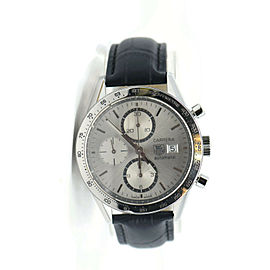 Tag Heuer Carrera Chronograph Stainless Steel Watch CV2017
