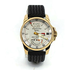 Chopard Gran Turismo XL 18K Rose Gold Watch 16/1272