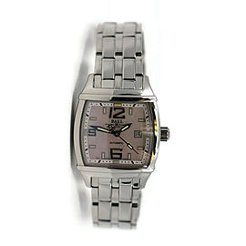 Ball Conductor Transcendent Pearl Stainless Steel Watch NL1068D