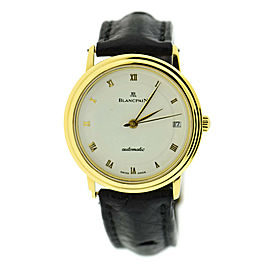 Blancpain Villeret Ultra Slim 18K Yellow Gold 1151