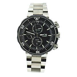 Oris Prodiver Chronograph Titanium Watch 7683