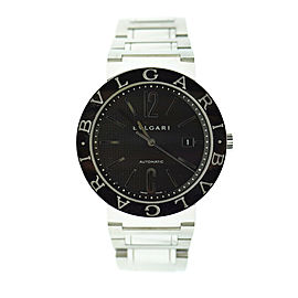 Bvlgari Automatic Stainless Steel Watch BB42SS