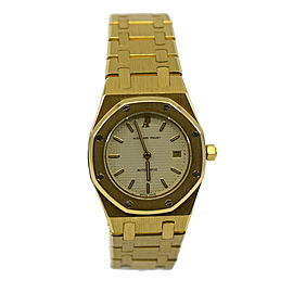 Audemars Piguet Royal Oak 18K Yellow Gold Watch 14470BA