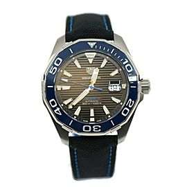 Tag Heuer Aquaracer Cal 5 Stainless Steel Watch WAY201C