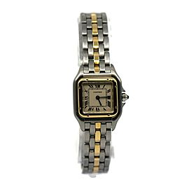 Cartier Panthere 18K/Stainless Steel Watch 1120