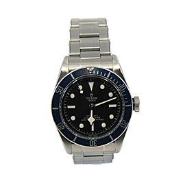 Tudor Heritage Black Bay Stainless Steel Watch 79230B