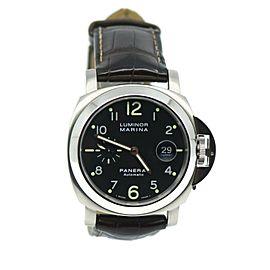 Panerai Luminor Marina Stainless Steel Watch PAM164