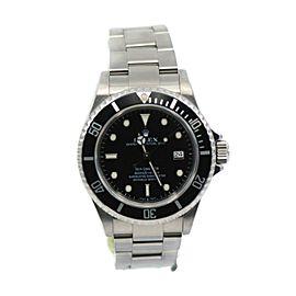 Rolex Sea Dweller Stainless Steel Watch 16600 M/2010