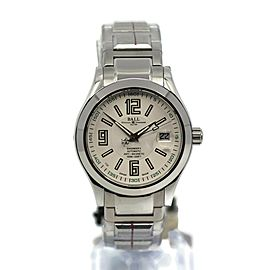 Ball Engineer II Arabic Stainless Steel Watch NM1020C-S4-WHSL