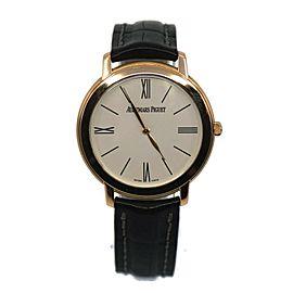 Audemars Piguet Jules Ultra Thin 18K Rose Gold Watch 15093OR