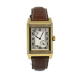 Jaeger LeCoultre Reverso Grande 18K Yellow Gold Watch 240.1.15