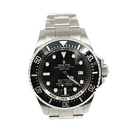Rolex SeaDweller Deepsea Stainless Steel Watch 116660