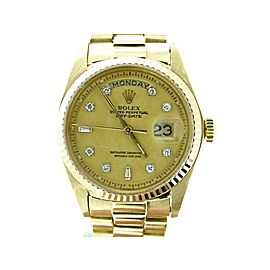 Rolex Day-Date President 1803 36mm Mens Watch
