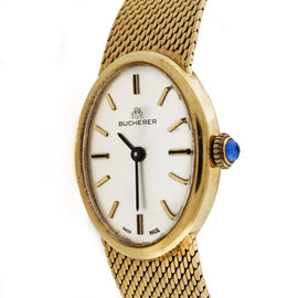 Bucherer Vintage 20mm Womens Watch