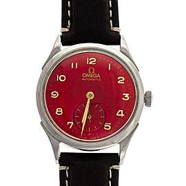 Omega 34mm Vintage Unisex Watch 1960