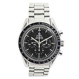 Omega Speedmaster 145.022 78 Stainless Steel Manual 42mm Mens Watch
