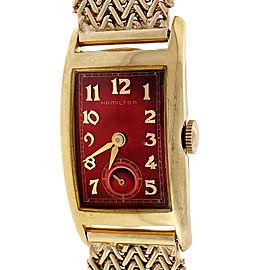 Hamilton 21.5mm Vintage Womens Watch