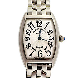 Franck Muller Stainless Steel 24.88mm Womens Watch