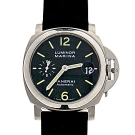 Panerai Luminor Marina PAM 48 42mm Mens Watch