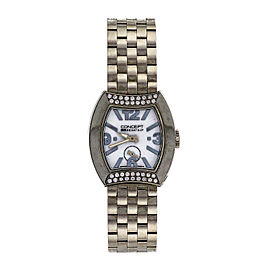 Bedat & Co. Concept 3 Stainless Steel Diamond 30mm Womens Wrist Watch