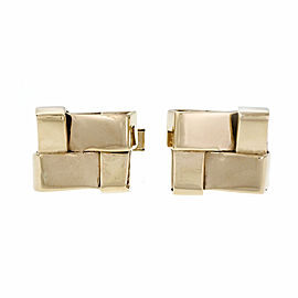 Vintage 14K Yellow Gold Cufflinks