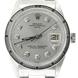 Rolex Date 1501 Vintage 34mm Mens Watch
