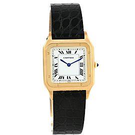 Cartier Santos Dumont 15751 27mm Mens Watch