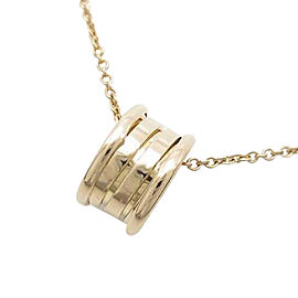 Bulgari B zero1 750 Pink Gold Necklace