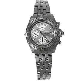 Breitling Crosswind Racing A13355 Mens 42.7mm Watch