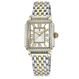 Michele Deco Madison MWW06T000144 33mm Womens Watch