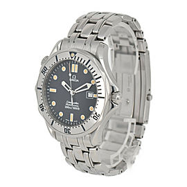 OMEGA Seamaster Professional 300M 2532.8 Navy Dial SS Quartz Men's Watch