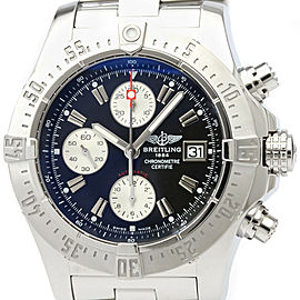 BREITLING Avenger Chronograph Steel Automatic Watch A13380