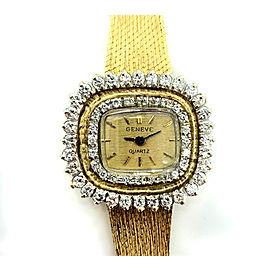 Geneve Vintage 21mm Womens Watch