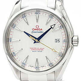 Polished OMEGA Seamaster Aqua Terra Co-Axial Watch 231.10.42.21.02.004