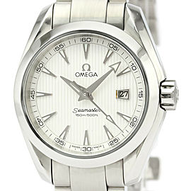 OMEGA Seamaster Stainless steel Aqua Terra Watch