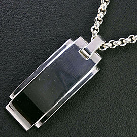 TIFFANY & Co Silver925 plate Necklace