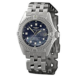 Breitling Callistino A72345 30mm Womens Watch