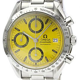 OMEGA Speedmaster Michael Schumacher Yellow Dial Watch 3511.12