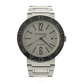 Bvlgari Bvlgari Bvlgari Automatic Watch Stainless Steel 42