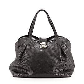 Louis Vuitton Cirrus Handbag Python MM