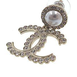 Chanel 925 silver B20B earrings RK-283