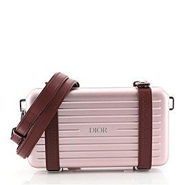 Christian Dior Dior x Rimowa Personal Clutch Aluminum