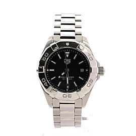 Tag Heuer Aquaracer Quartz Watch Stainless Steel 27