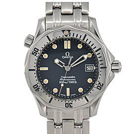 OMEGA Seamaster 300 2263.80 blue Dial Quartz Boy's Watch