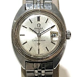 OMEGA Constellation Stainless Steel C line Wrist watch