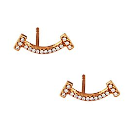 Tiffany & Co. 18k Rose Gold Earrings
