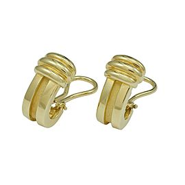 Tiffany & Co. 18k Yellow Gold Earrings