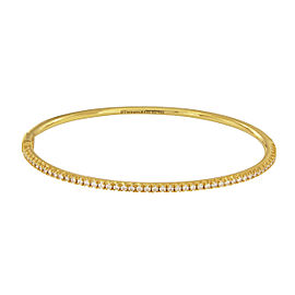 Tiffany 18k Yellow Gold Bracelet