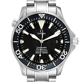 Omega Seamaster 41 300M Black Dial Mens Watch