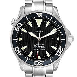 Omega Seamaster 41 300M Black Dial Mens Watch
